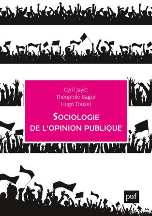 <i>Sociologie de l'opinion publique</i>